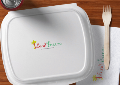 Island Breeze – Resturant Branding | Digital Menu Boards